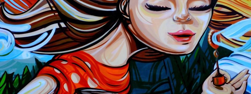 Malowanie murali – nietypowe hobby